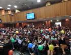 Xangri-lá e Imbé vencem etapa nacional do Prêmio MPT na Escola 2018