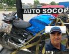 Motociclista osoriense morre em acidente de trânsito