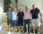 Equipe Osório Biribol fica em quarto lugar em competição