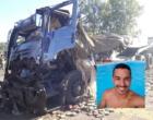 Caminhoneiro da região morre em acidente de trânsito