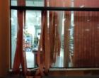 Criminosos atiram para o alto durante ataque a caixa eletrônico, dentro de mercado, em Arroio do Sal