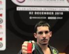 Tramandaiense é finalista na competição internacional de Jiu-Jitsu
