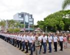 Realizada solenidade de incorporação dos novos alunos soldados da EsFES Osório