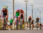 Atletas do litoral norte participam do 14º Circuito Nacional Sesc Triathlon