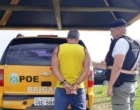 Foragido acusado de roubo a banco é preso na ERS-030