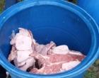 700 kg de carne são apreendidos em operação na RS-030
