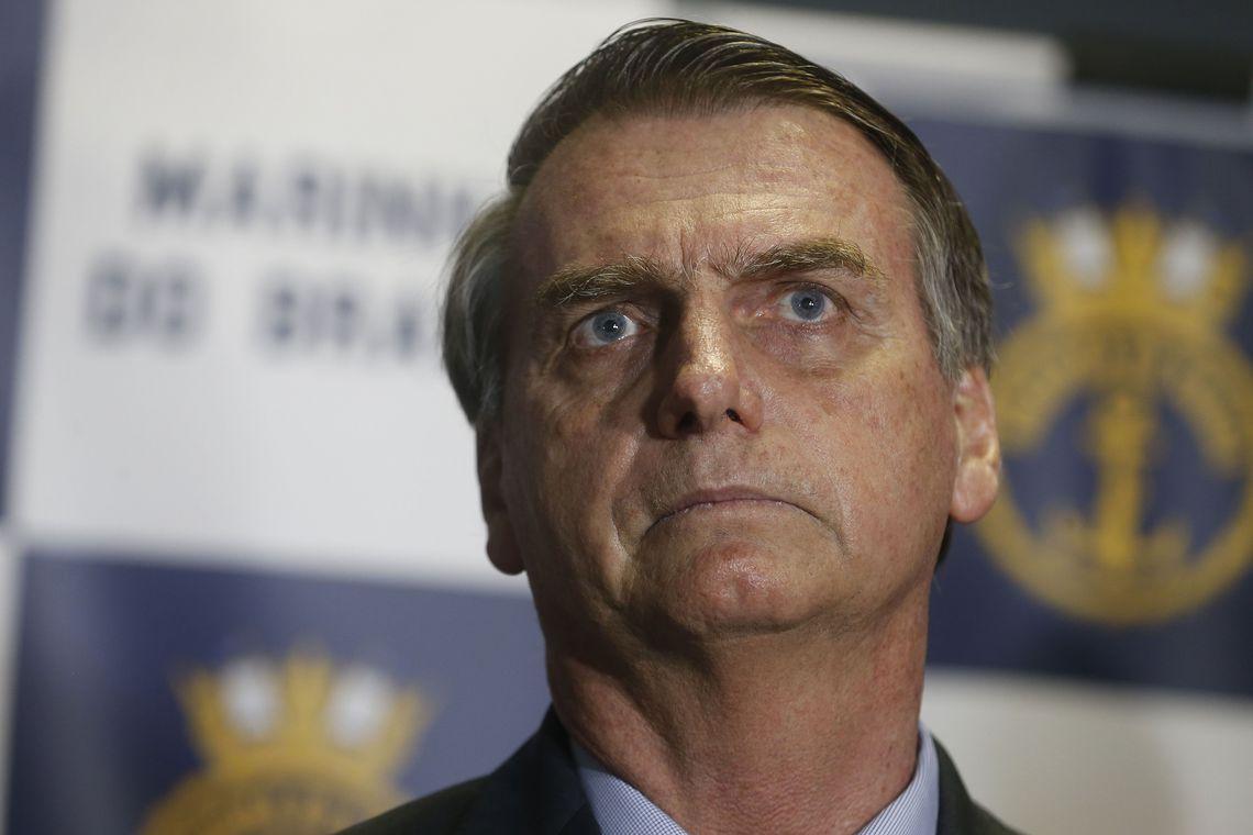 Bolsonaro tem dieta oral suspensa e vai para alimentação endovenosa