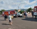 Mais uma colisão em esquina conhecida por acidentes em Osório
