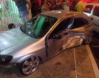 Acidente de trânsito envolve quatro veículo no centro de Osório