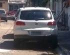 Família e motorista são sequestrados durante corrida de aplicativo
