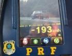 PRF flagra mais de 1,8 mil veículos acima da velocidade na freeway