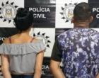 Preso casal suspeito de participação em homicídio em Tramandaí