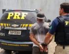 PRF prende casal com mais de 50 kg de crack na BR-101