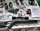 Homem é preso com rifle e objetos furtados em Mostardas