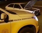 Motorista embriagado tenta fugir de abordagem e colide veículo na Estrada do Mar