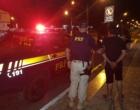 Motorista embriagado é preso após capotar caminhonete em Osório