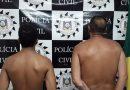 Dois homens são presos em flagrante por tráfico de drogas e furto de energia elétrica em Magistério