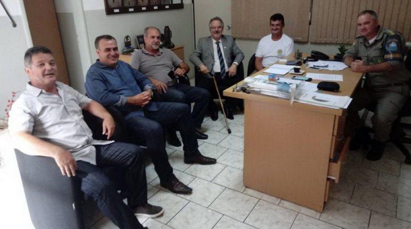 Autoridades debatem criação de colégio administrado pela Brigada Militar em Osório