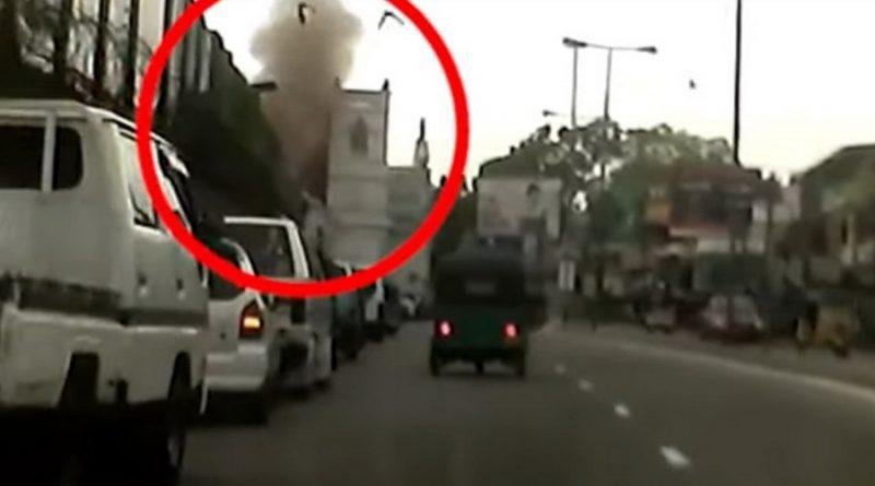 Ataques simultâneos atingem igrejas e hotéis no Sri Lanka (vídeo)