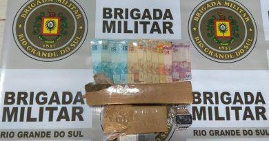 Ação da polícia gaúcha e paulista prende traficante no Litoral