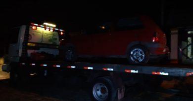 Adolescente conduzindo veículo tenta fugir de abordagem em Arroio do Sal