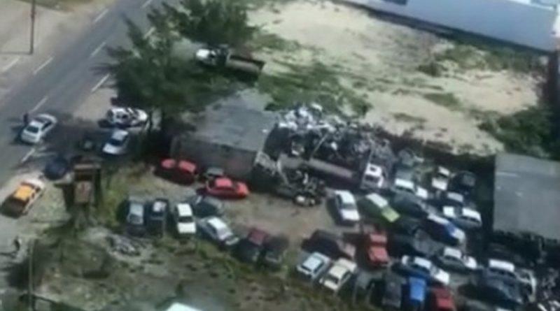 Depósitos de peças é interditado em Capão da Canoa