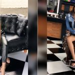 Dione Modas: Ensaio fotográfico com looks da B27