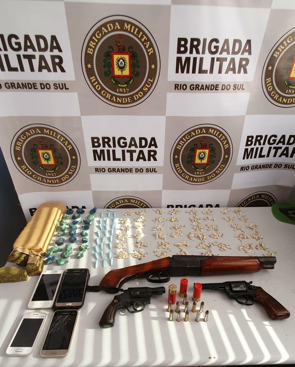 Grande operação desmantela grupo criminoso que se preparava para enfrentar rival no Litoral