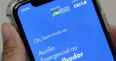 Caixa paga hoje auxílio emergencial para 3,7 milhões de brasileiros