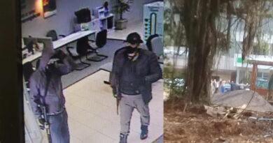Criminoso morto após ataque a banco em Itati, esteve envolvido em explosão de fábrica de jóias