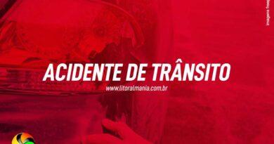 Motociclista morre em acidente na Avenida Paraguassú