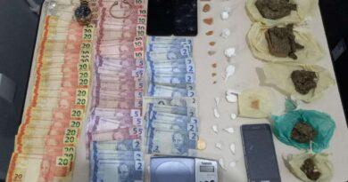 Brigada Militar prende quarteto por tráfico de drogas em Osório