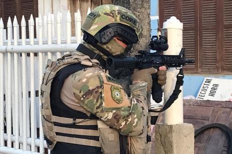 Operação de combate a homicídios é deflagrada em Osório