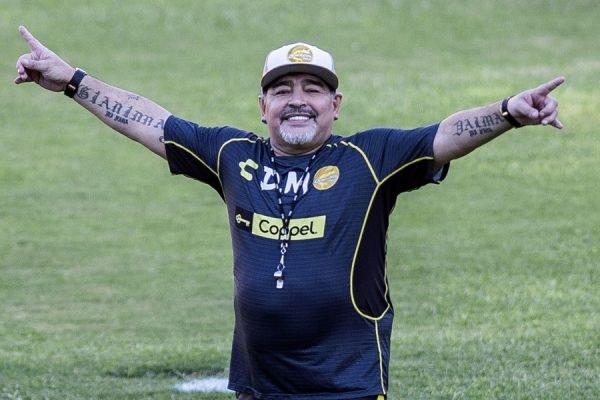 Urgente: Morre Diego Maradona