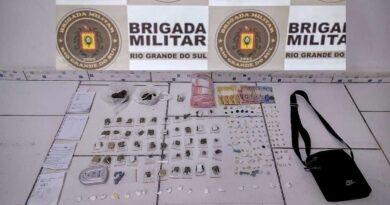 Ações da BM prendem diversos criminosos no Litoral