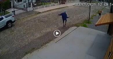 Homem é perseguido e executado em Torres