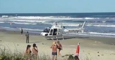 Vereador morre afogado no mar em Atlântida Sul