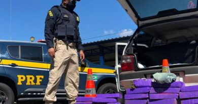 """Preso mais uma vez: traficante de Santo Antônio da Patrulha """"dá azar"""" com pneu furado na freeway"""