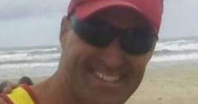 Velório e sepultamento de guarda-vidas morto no mar ocorre em Osório