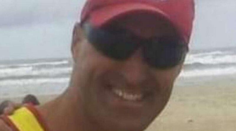 Corpo de guarda-vidas desaparecido é localizado na beira mar