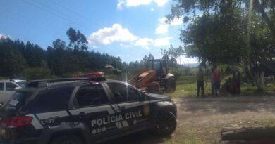 Veículo agrícola avaliado em R$ 190 mil é recuperado em Osório