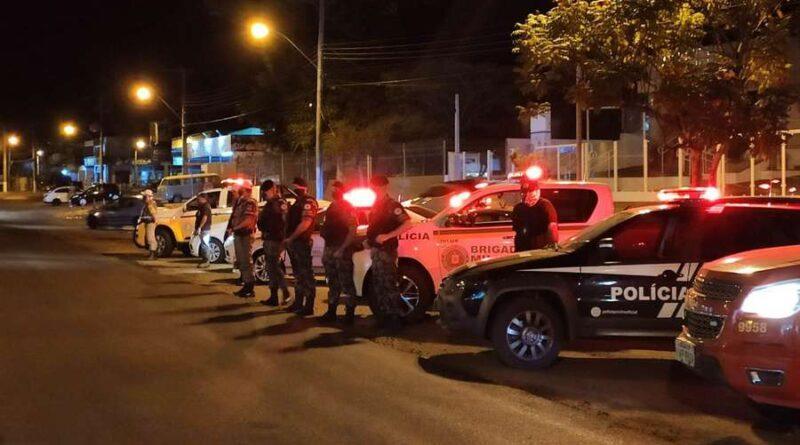 BM realiza ação de combate a pandemia em Caraá e Santo Antônio da Patrulha