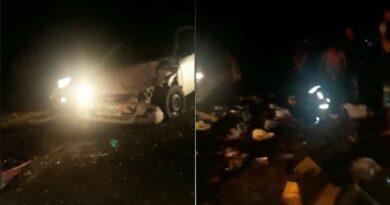 Carroceiro fica ferido após acidente que envolveu cinco carros em Capão da Canoa
